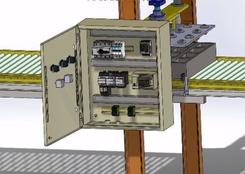 ออกแบบวงจรระบบไฟฟ้าง่าย ๆ ด้วย SOLIDWORKS Electrical