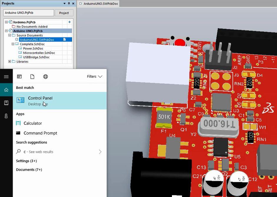 จะทำอย่างไรเมื่อไม่สามารถสร้าง Project ได้ ใน SOLIDWORKS PCB