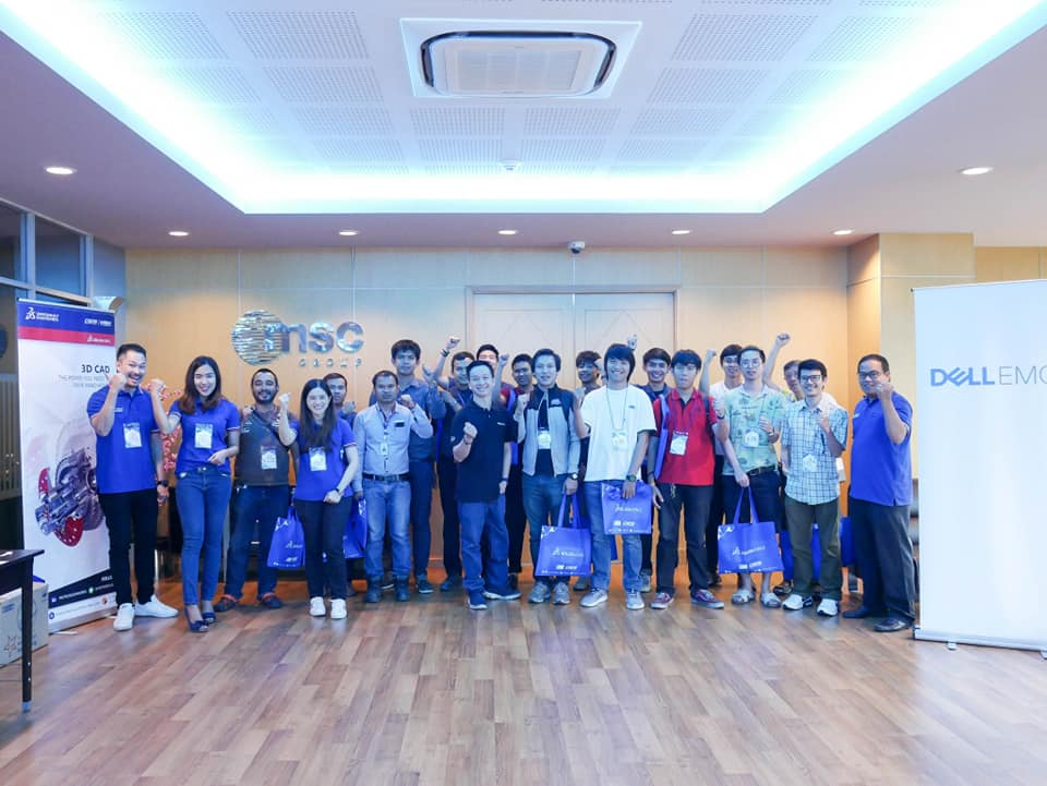 Metro SOLIDWORKS X DELL EMC กับงาน Metro SOLIDWORKS Community ครั้งที่ 1