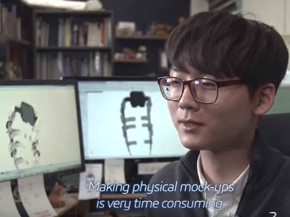 SG Robotic ใช้ SOLIDWORKS ออกแบบหุ่นยนต์เพื่อคนพิการ