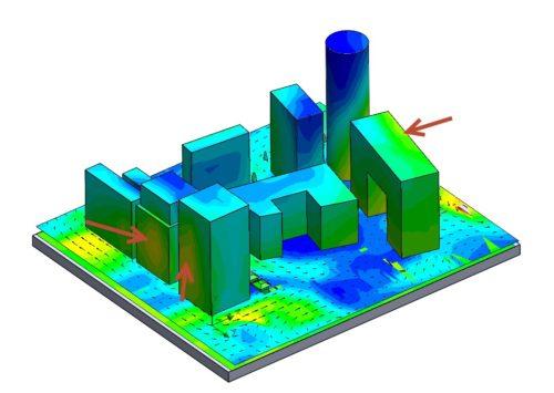 SOLIDWORKS Flow Simulation กับ ฮาบิกิส