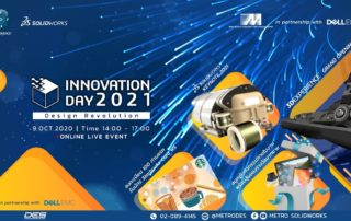 Innovation Day 2021 SOLIDWORKS 3d Experience1