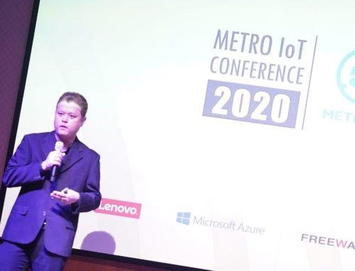 Metro Systems จัดงาน Metro IoT Conference 2020